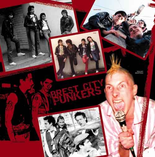 Groupes rock de Brest, années 80-90